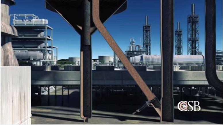 exxon mobile 2015 explosie